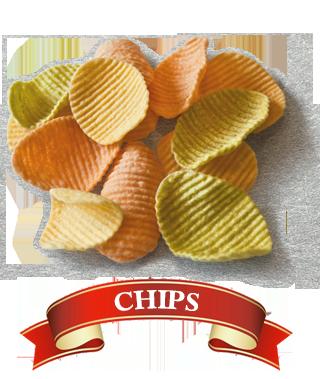 Daily Crave Lentil Chips